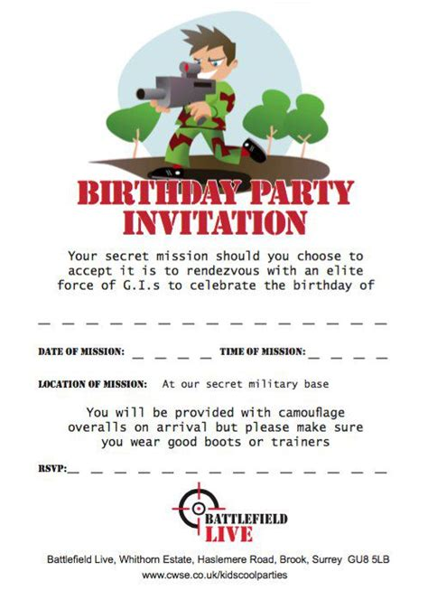 birthday letter template free 50 free birthday invitation templates you will