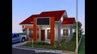 desain rumah walet 8x12 model desain teras rumah minimalis youtube