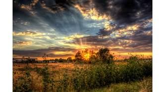 country setting 4k sunset wallpaper free 4k wallpaper