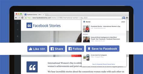 chrome mobile extensions facebook from other sites with new save and share chrome