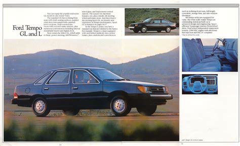 where to buy car manuals 1986 ford tempo free book repair manuals ford tempo brochure