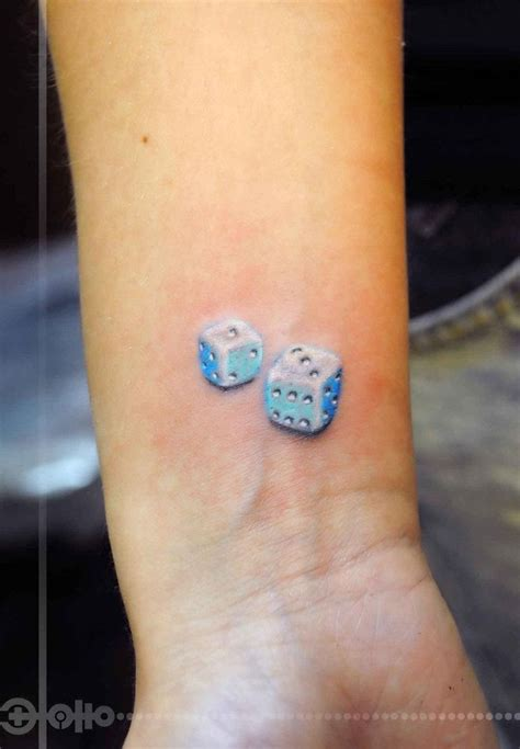 dice tattoo 17 best images about rj dice on half