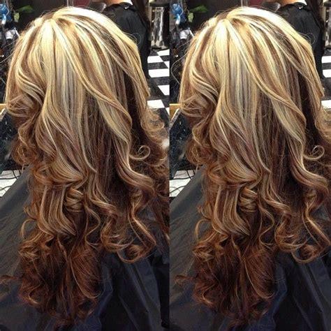 hairstyles highlights long hair highlights long beautiful hair hair and beauty