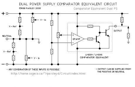 Kr04536 Lm339 Single Supply Comparators 25 index 25 basic circuit circuit diagram seekic