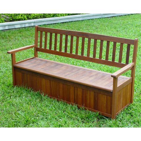 diy outdoor storage bench seat the leading home garden superstore leader stores