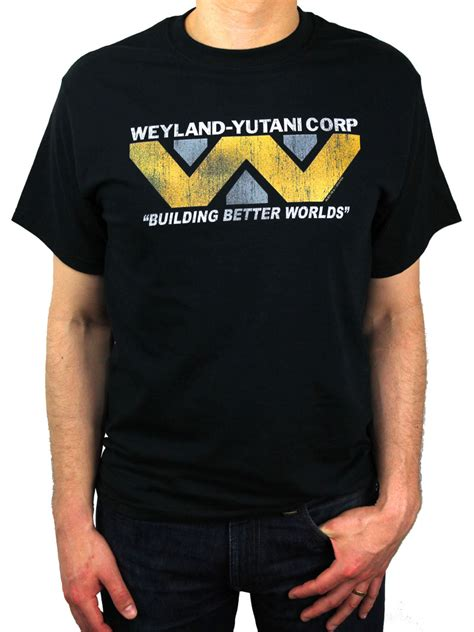 Weyland Corp T Shirt aliens weyland yutani t shirt aliens t shirt