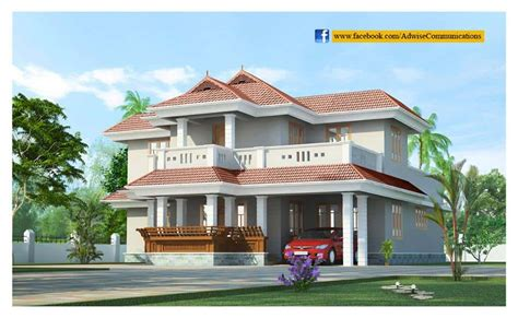 2 storey house designs kerala two storey kerala house designs 2 18 keralahouseplanner home designs elevations