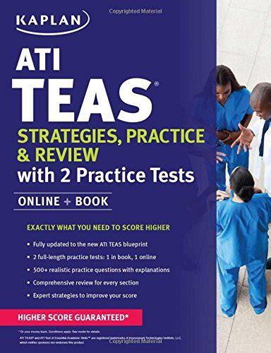 ati teas study manual sixth edition teas 6 test study guide practice test questions 6th edition book for the test of essential academic skills books what is the teas test and how can i study for it