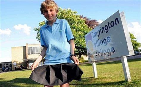 12 year old school uniform patrick von stutenzee s gay candy blog wear skirts if