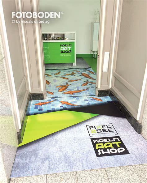 pvc boden verlegen ohne küche abzubauen fotoboden individuell bedruckbarer vinylboden