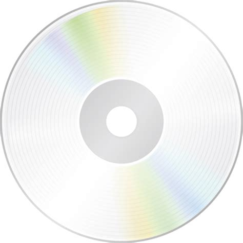 dvd disc design template vector graphic 05 vector music