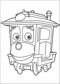 printable chuggington coloring pages coloring