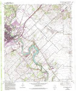 where is new braunfels map new braunfels east topographic map tx usgs topo