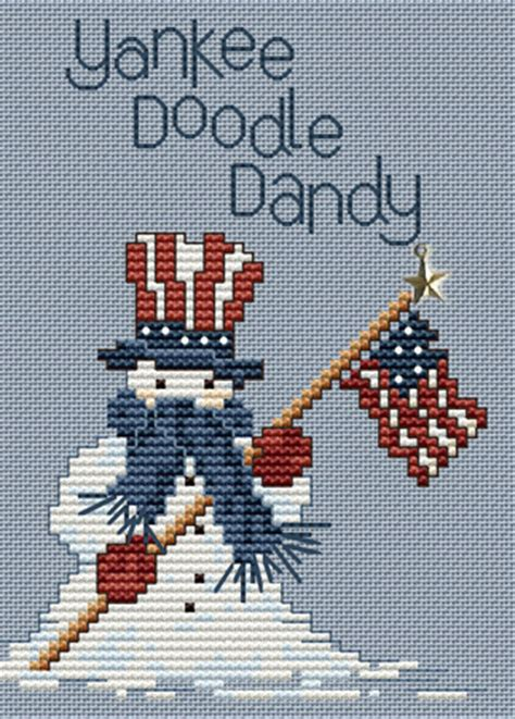 yankee doodle free delivery code yankee doodle dandy post stitches stitch chart sue hillis