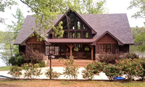 mountain vacation home plans vacation escape with views 92352mx craftsman mountain