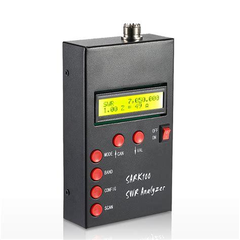 Meter Wave 100 Sark100 1 60mhz Hf Ant Swr Antenna Analyzer Meter Standing