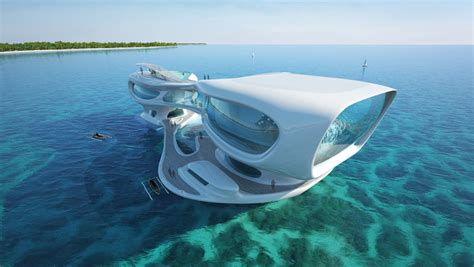 designboom indonesia solus4 marine research centre bali