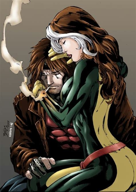 mike choi gambit rogue art 77 best rogue and gambit images on pinterest marvel