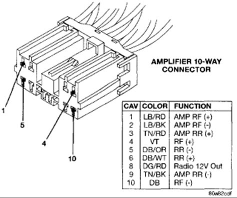 infinity wiring diagram 1998 jeep grand get