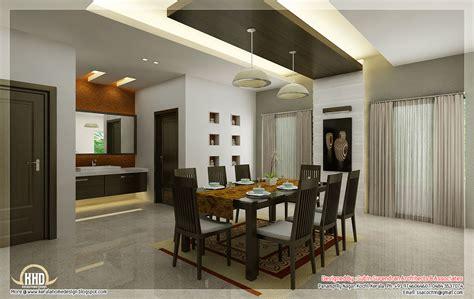 Kitchen And Dining Interiors ~ Kerala House Design Idea
