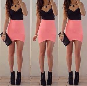 Skirts night out and nye outfits on pinterest