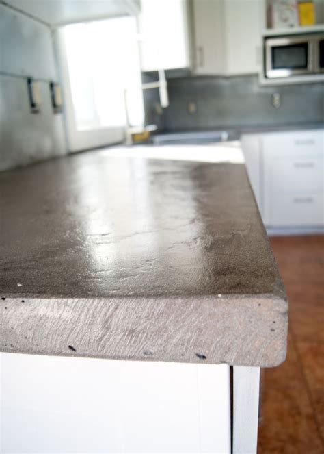 Diy Concrete Countertops Laminate by Best 25 Concrete Countertops Laminate Ideas On