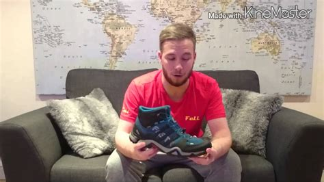 fell adidas terrex fast  mid gore tex boot review youtube