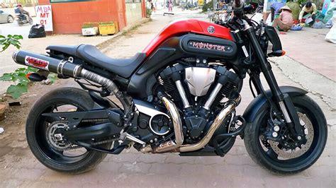 Custom A 01 2006 yamaha mt 01 moto zombdrive