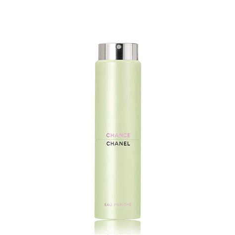 Parfum Chanel Eau Fraiche chanel chance eau fra 238 che eau de toilette twist and spray