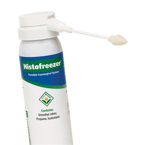 6 X 80ml histofreezer portable cryosurgical system 5mm x 50 standard applicators 2 x 80ml bottles