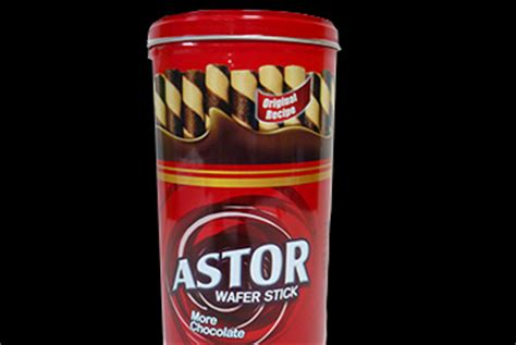 Astor Chocolate Wafer takari products cookies