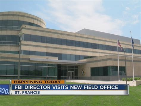 Local Fbi Office by New Fbi Office To Open In St Francis Story