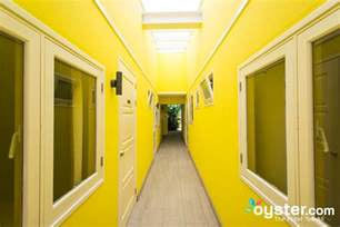 One Bedroom hallways at the bubali bliss studios oyster com