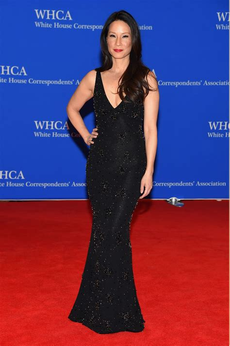Lucy Liu 2015 White House | lucy liu 2015 white house correspondents dinner in