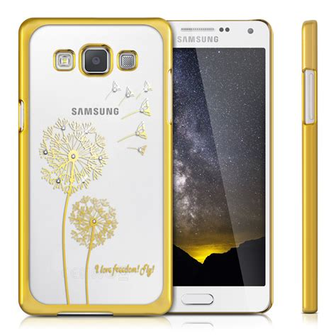 Casing Samsung C5 Pattern 7 Custom Hardcase kwmobile for samsung galaxy a5 2015 clear cover ebay