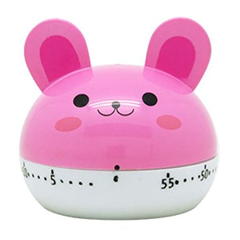 Rabbit Kitchen Timer animal kitchen timers kritters in the mailbox animal