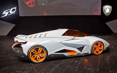 Wheels Lamborghini Egoista Lamborghini Reveals Egoista Concept At 50th Anniversary
