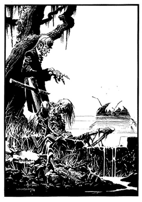 Bernie Wrightson Interview - Comic Book Artist #4