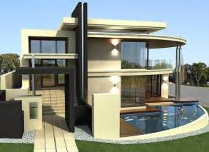 custom modern home plans new home designs modern unique homes designs