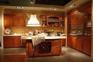 Wooden Kitchen Cabinets by Farmhouse Style Kitchen Rustic Decor Ideas Kitchen