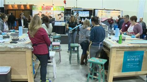 renovation show sets up shop at the bmo centre ctv