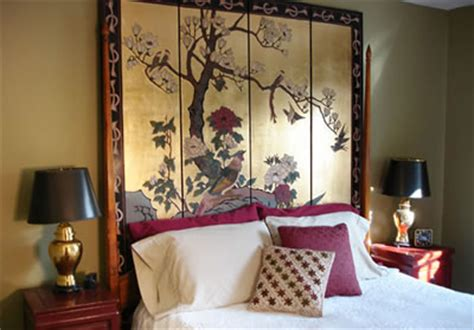 folding screen headboard bedroom headboard ideas chinese folding screen
