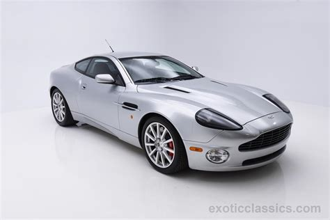 2006 aston martin vanquish s exotic classic car dealership new york l chion motors