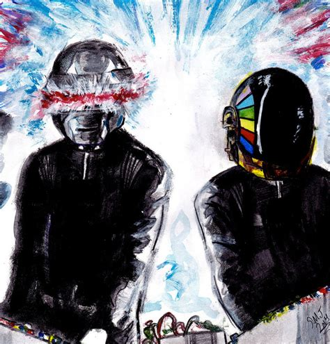 daft punk give life back to music give life back to music daft punk by smjblessing on