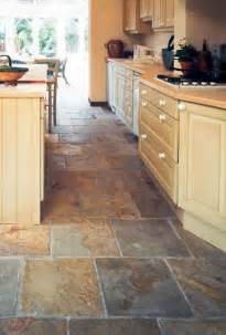 Tile Kitchen Floor 30 Practical And Cool Looking Kitchen Flooring Ideas Digsdigs