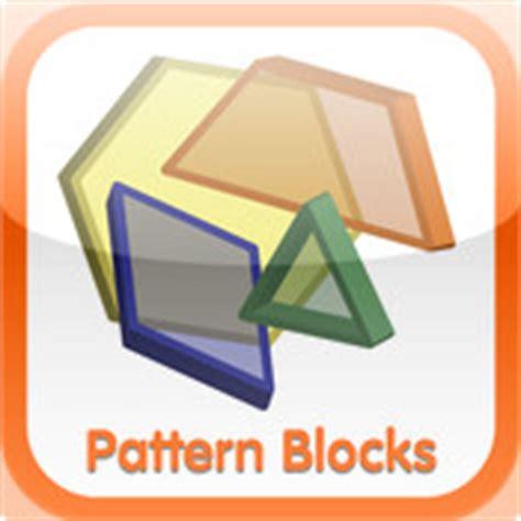 pattern finder app pattern blocks by brainingc app for ipad iphone