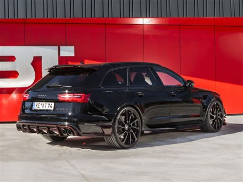 Audi Rs 6 R by Abt Rs 6 R Avant 4g C7 2014