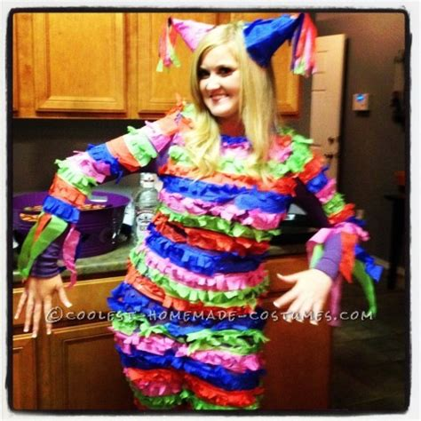 most awesome homemade pinata costume ever 40 coolest homemade mexican theme costumes