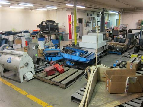 Mba Polymers Headquarters by Mba Polymers Liquidation Auction Equipment Auctions