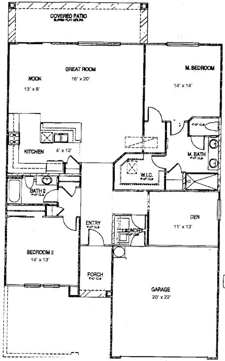 Sun City Anthem Floor Plans | sun city anthem floor plans carolina